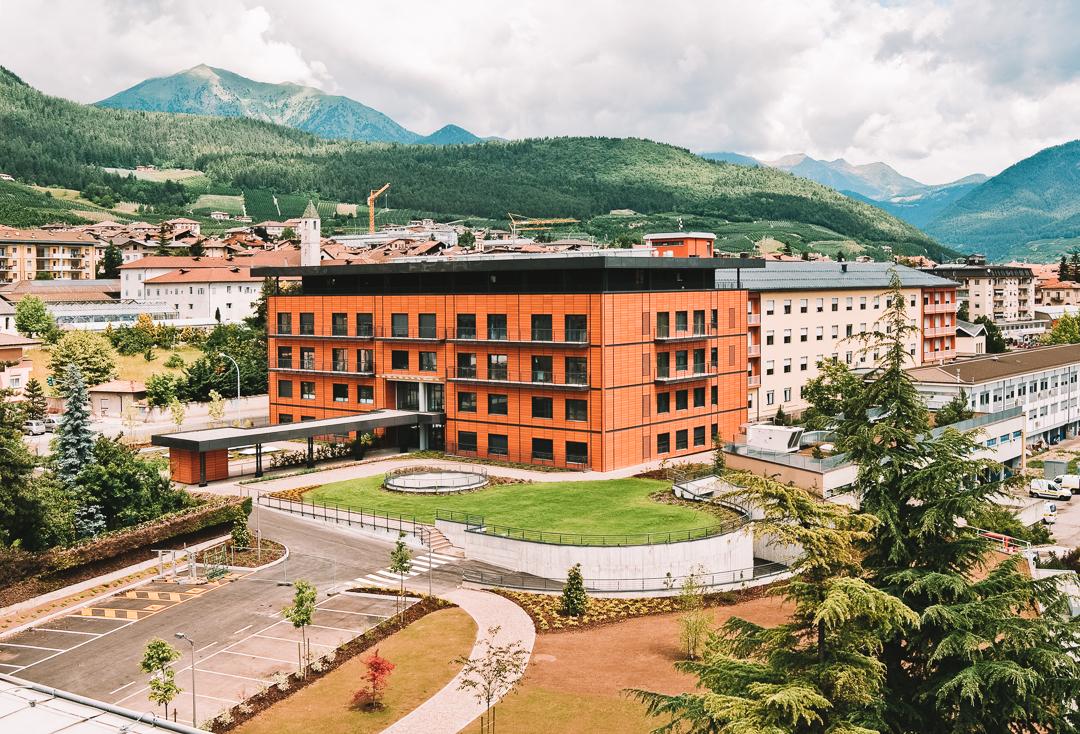 progetto_ospedale Cles esterno